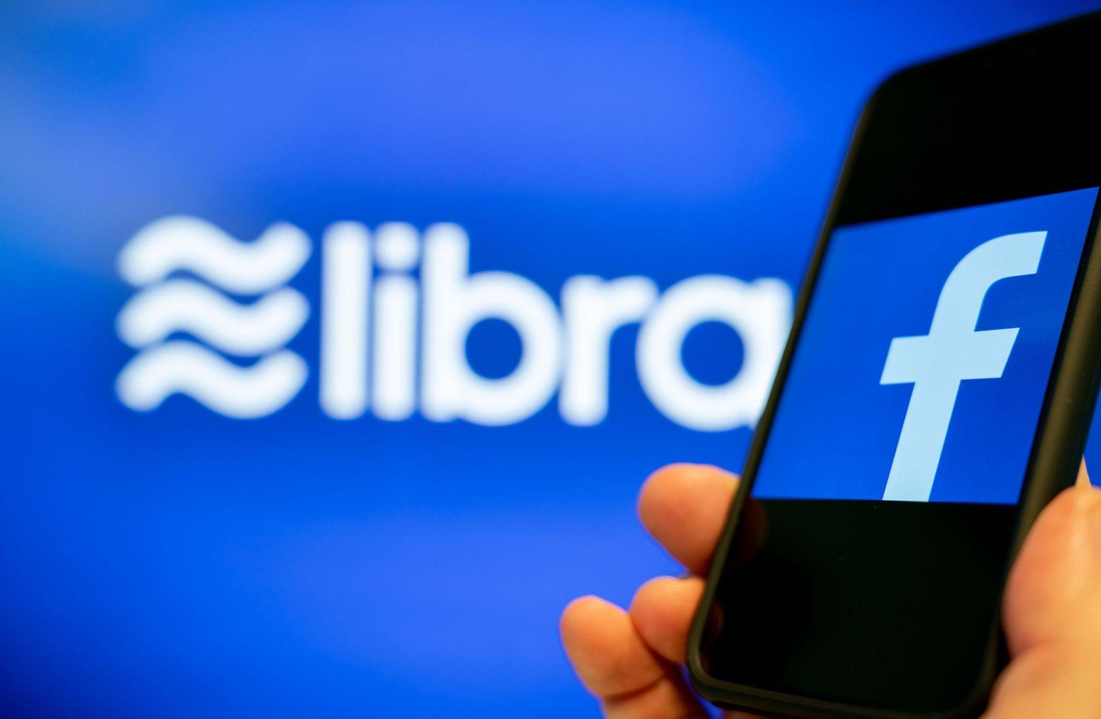 Trump fordert Bankenregulierung für Facebooks Kryptowährung Libra