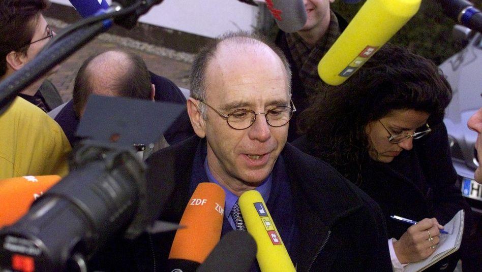 Walter Riester, Erfinder der privaten Altersvorsorge: Modell enttäuscht