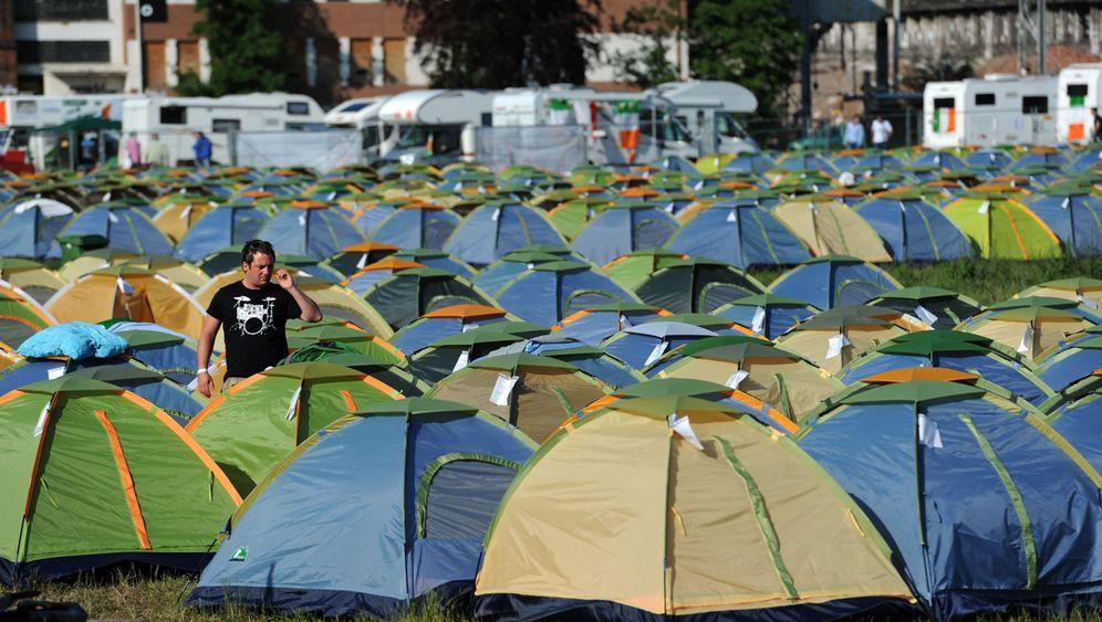 """""""The Cave"""": Ein Zelt ist ein Zelt? Nö!"""