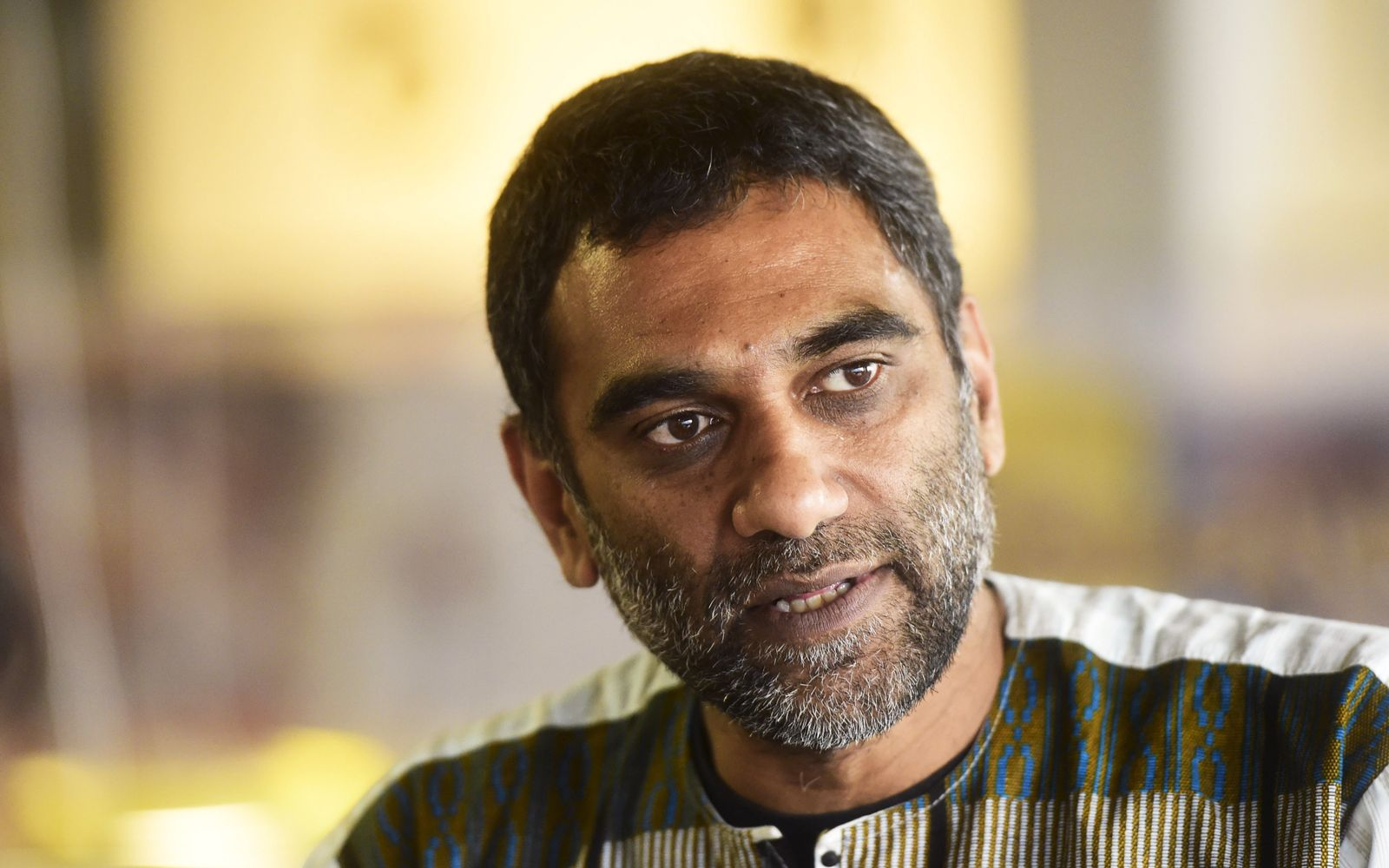 EINMALIGE VERWENDUNG Amnesty International/ Kumi Naidoo