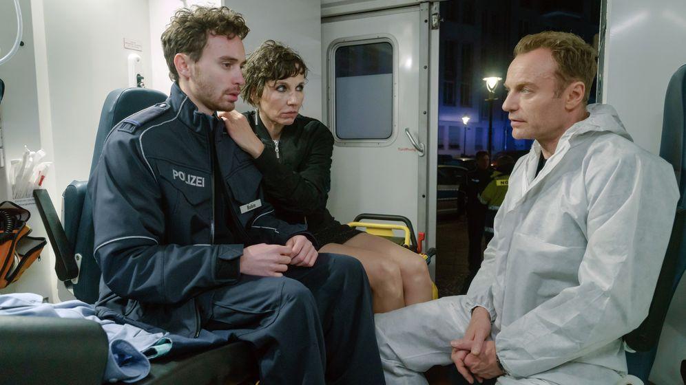 """Tatort"" mit Karow und Rubin: Eskalation auf dem Kiez"