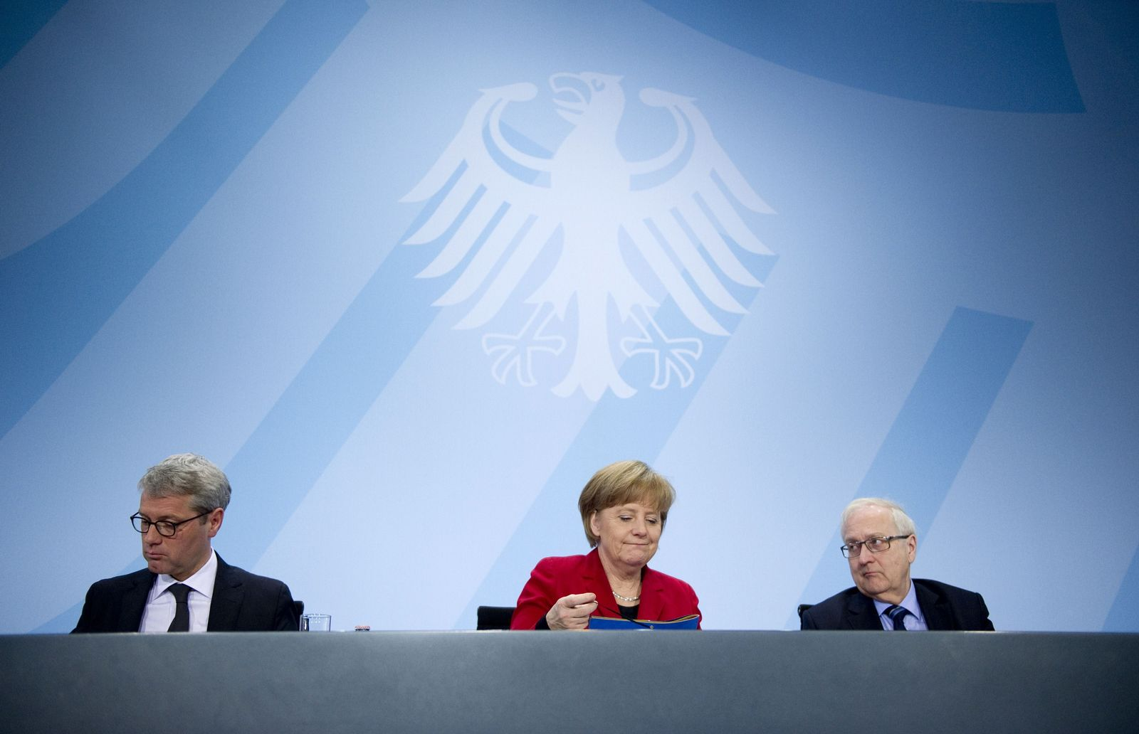 Röttgen Merkel
