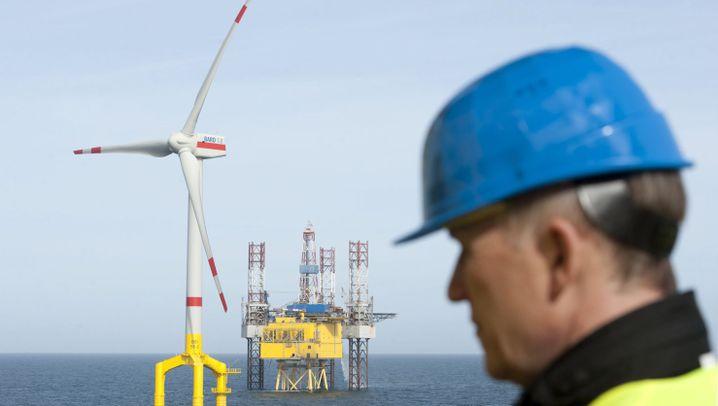 Windpark vor Borkum: Zwölf-Stunden-Schichten auf hoher See