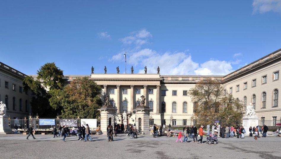 Humboldt Universität in Berlin: Erfolg in der Vorrunde