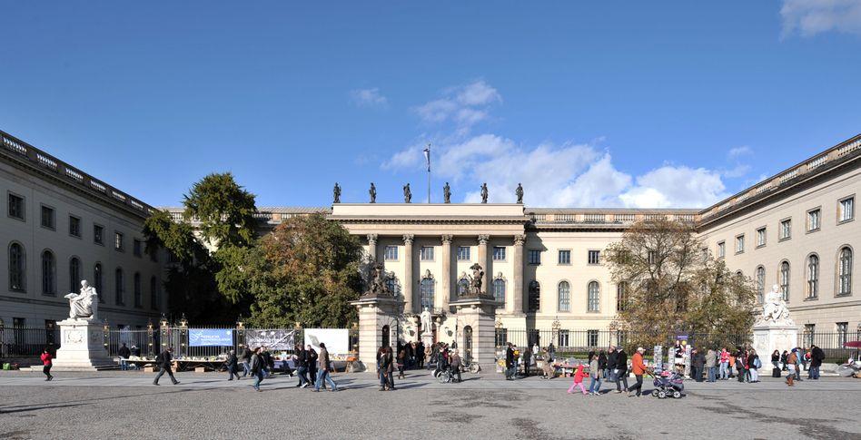 Humboldt-Universität zu Berlin: Forschung mit Geld von Google