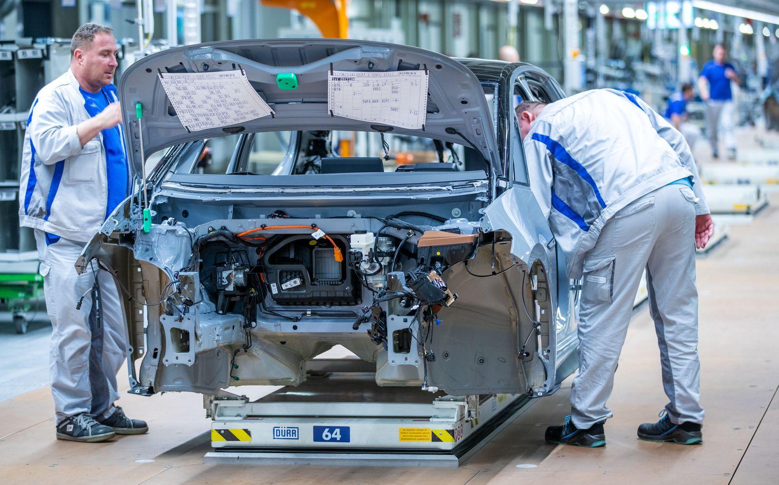 VW macht eigene Mitarbeiter zu Testfahrern