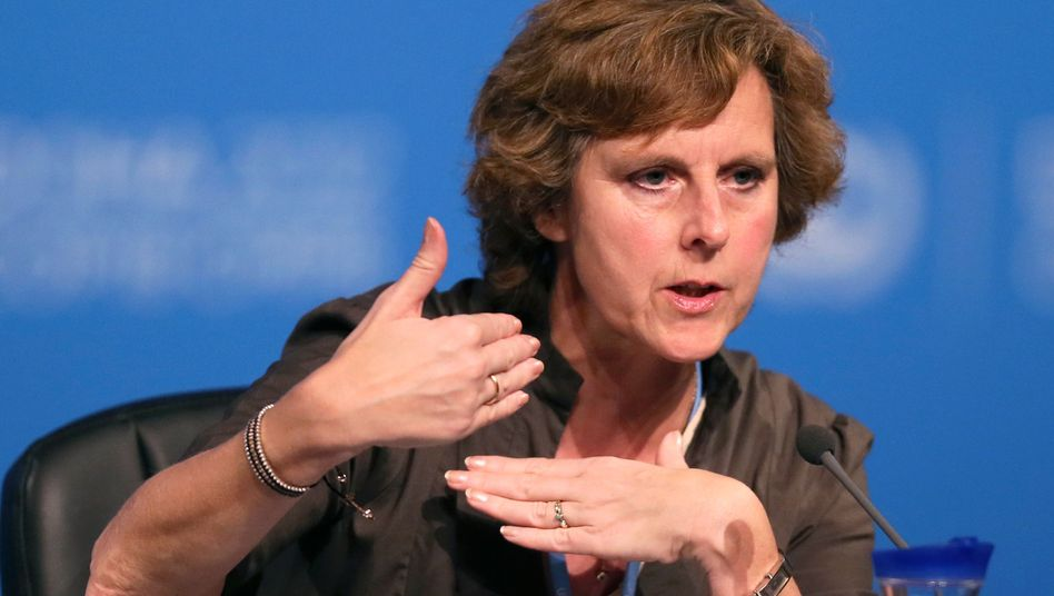 """EU-Kommissarin Hedegaard (im Dezember 2012): """"Wir haben es geschafft"""""""