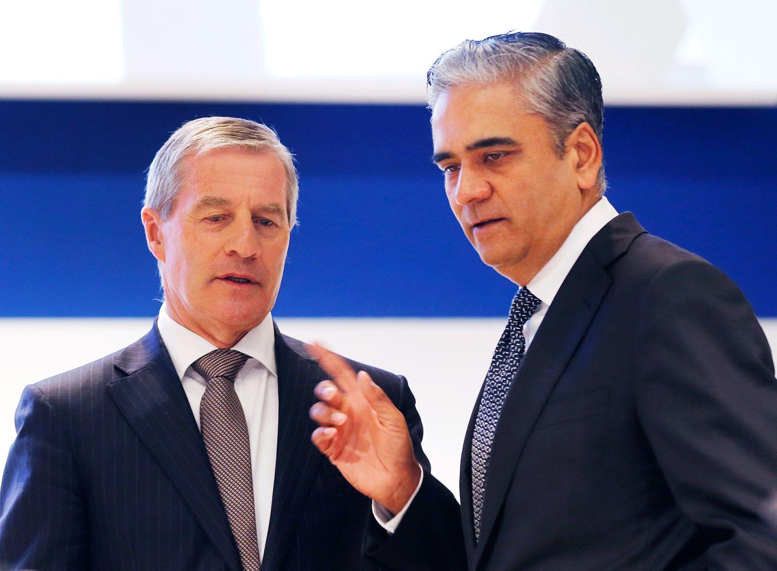Jain / Fitschen / Deutsche Bank