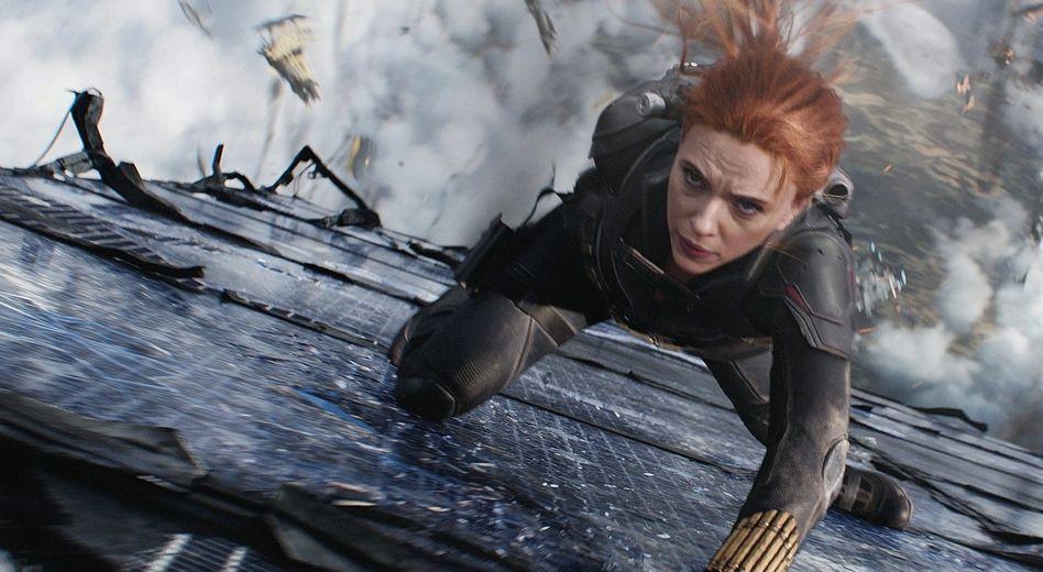 Black Widow« mit Scarlett Johansson: Dieser Film ist wie ein verdammt guter  James Bond – ohne James Bond - DER SPIEGEL