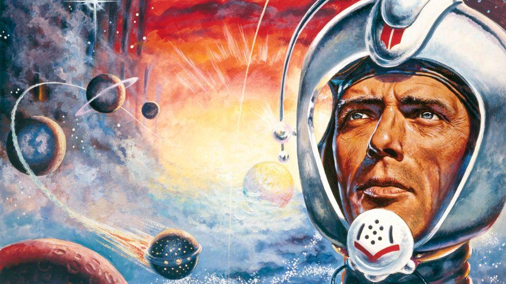 60 Jahre im All - der Science-Fiction-Marathonmann