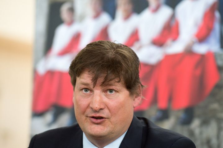 Rechtsanwalt Ulrich Weber (Archiv)