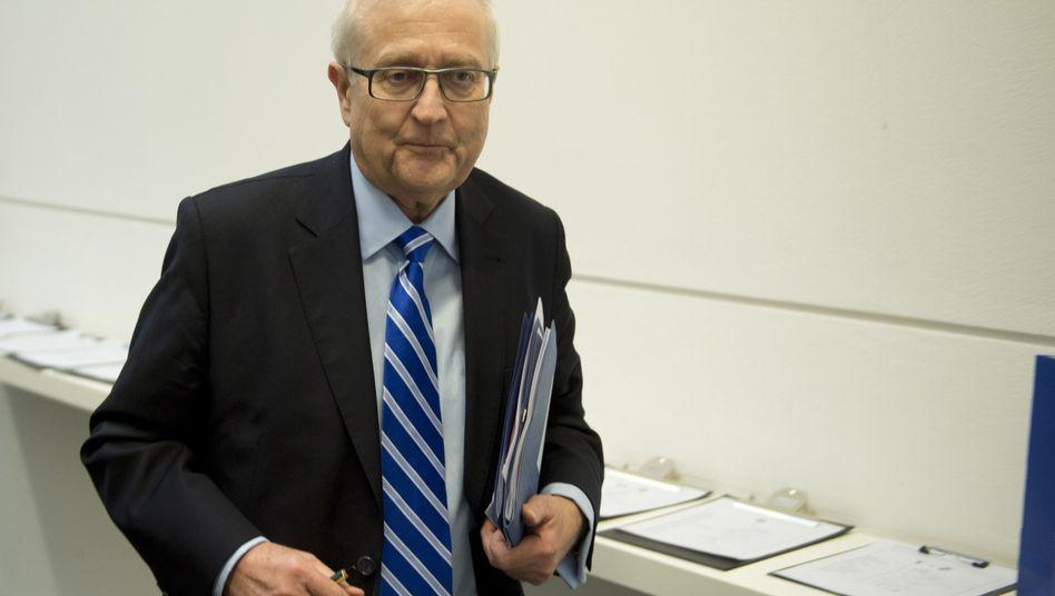 """FDP-Fraktionschef Brüderle: """"Persönliche Entscheidung"""""""