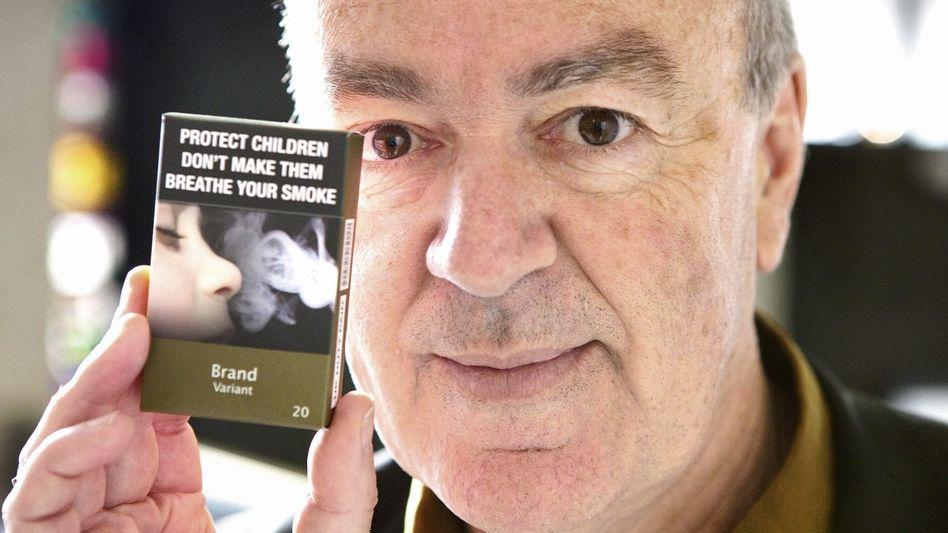 Australischer Tabakkontrolleur Chapman(*): »Europa hinkt hinterher«