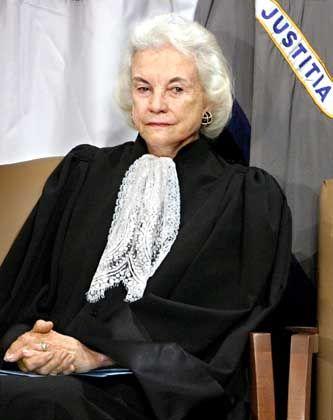 Richterin O'Connor: Tritt in den Ruhestand