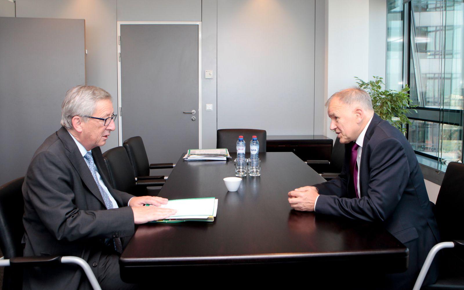 Juncker Commission/ Vytenis Andriukaitis