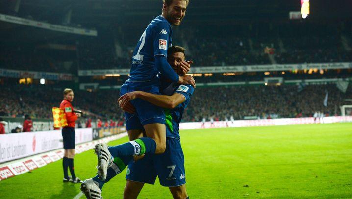 Wolfsburgs Sieg in Bremen: Achtung, Gefahr!