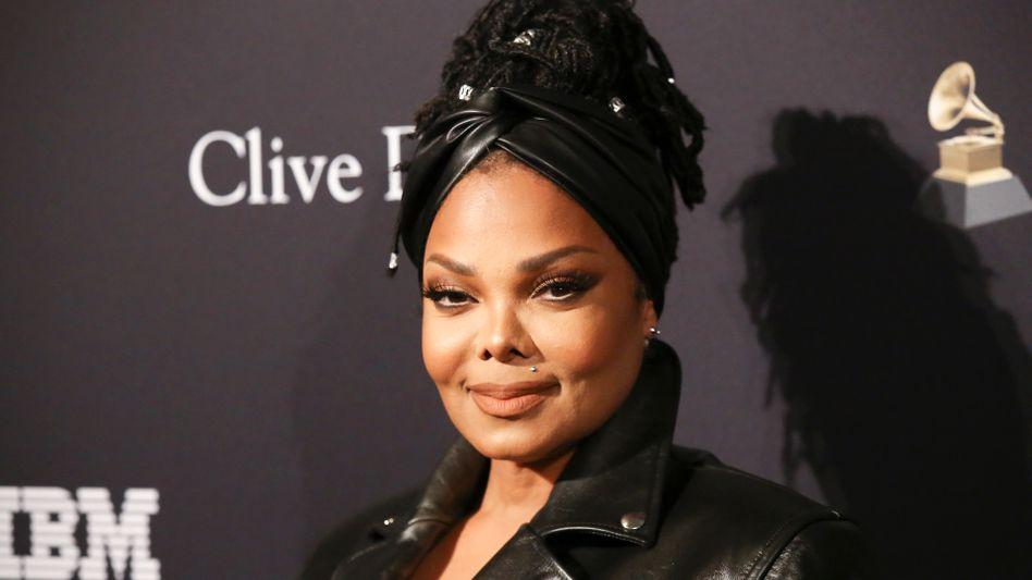 Janet Jackson: Latexhandschuhe für 19.000 Dollar (Archiv)