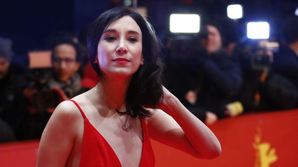 Sibel Kekilli bei der Berlinale 2017