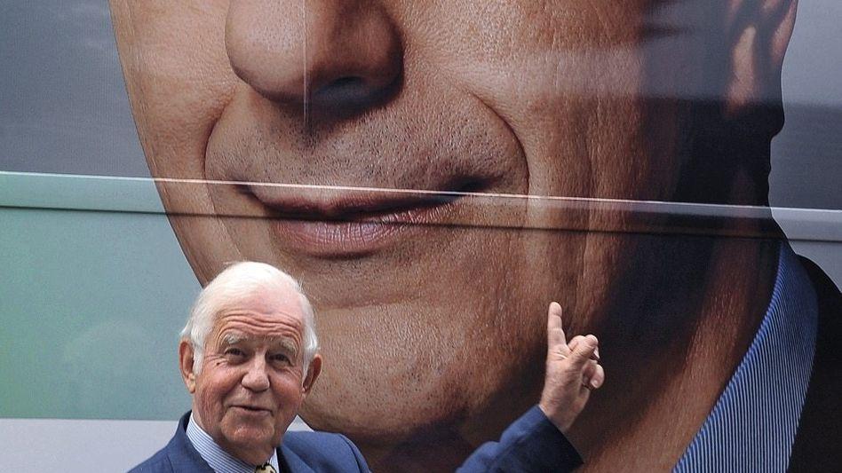 Autor Biedenkopf, Tillich-Plakat 2009: »Zu seiner Sache gemacht«