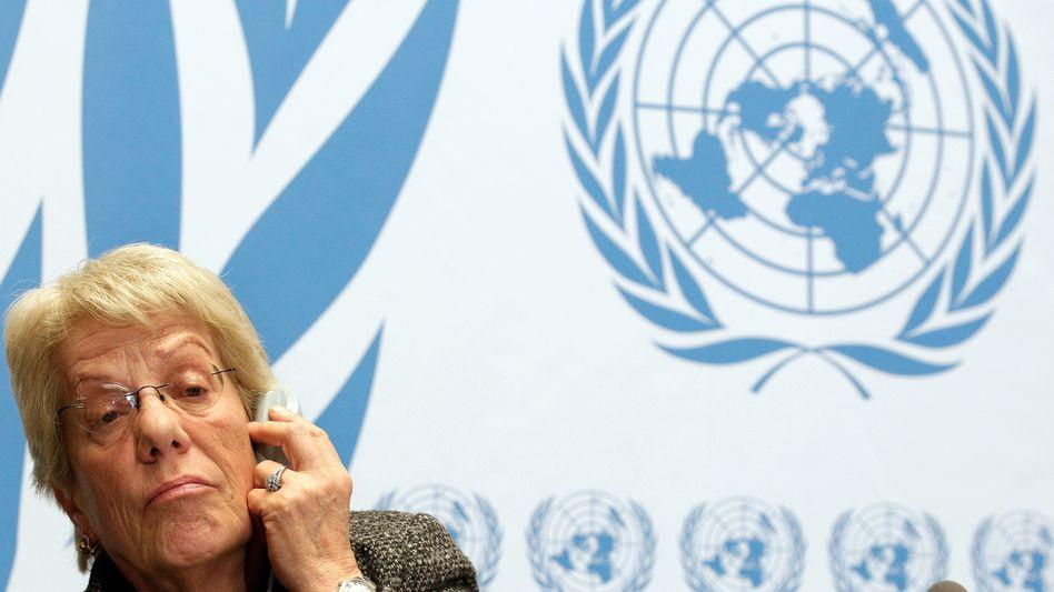 Carla del Ponte (Archivbild 2013)