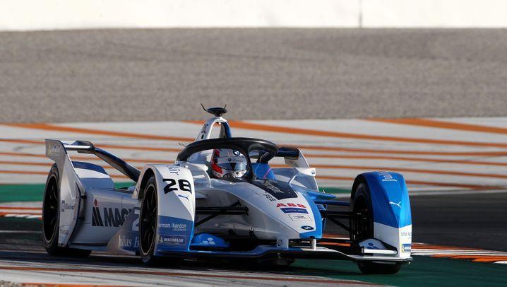 Formel E: Labore auf Speed