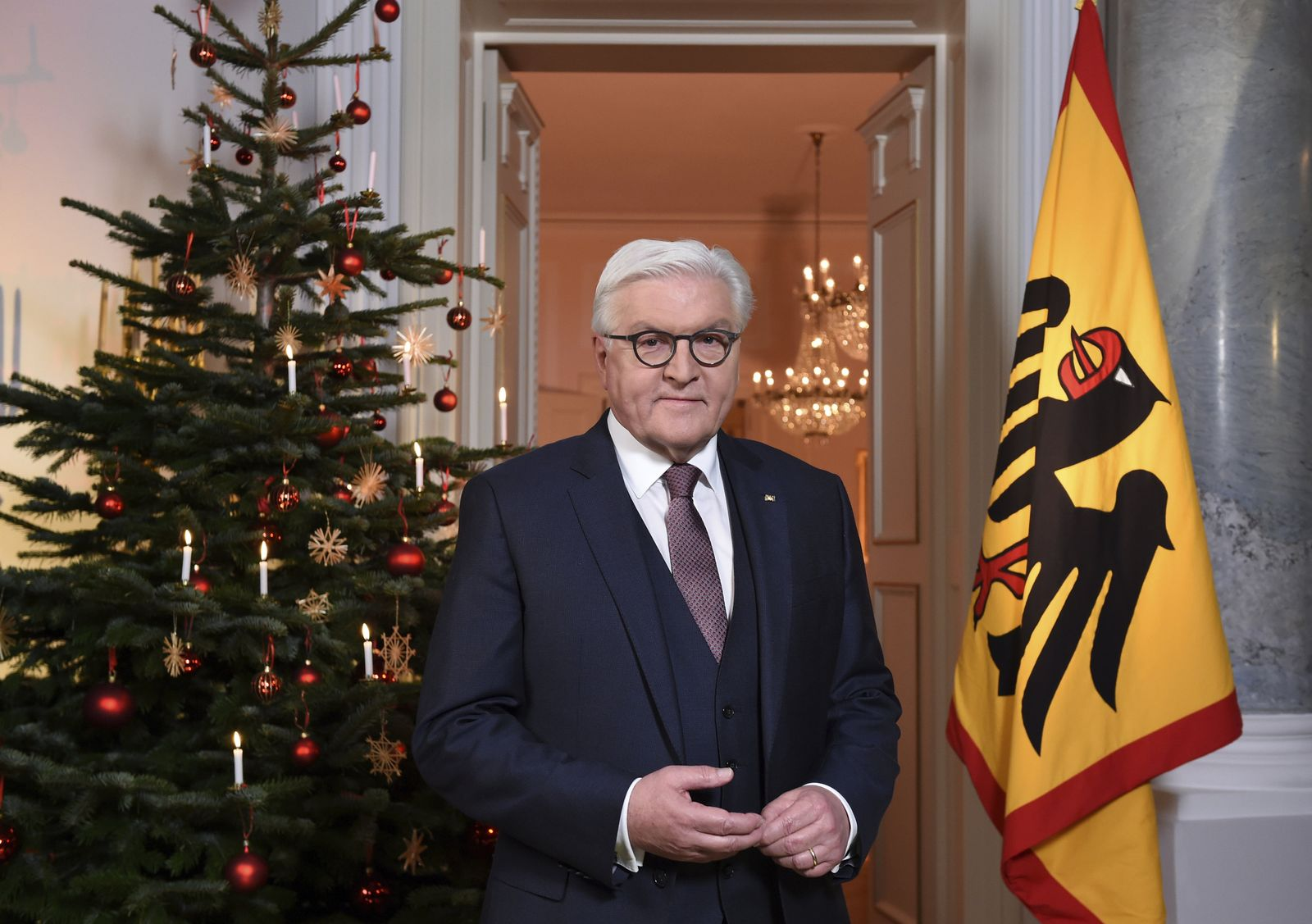 Präsident Steinmeier