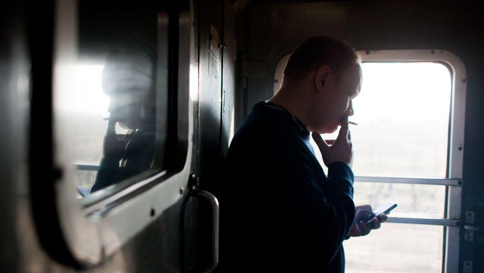 """""""Kommersant""""-Journalist Oleg Kaschin (Archivfoto): """"Er wird bestraft"""""""