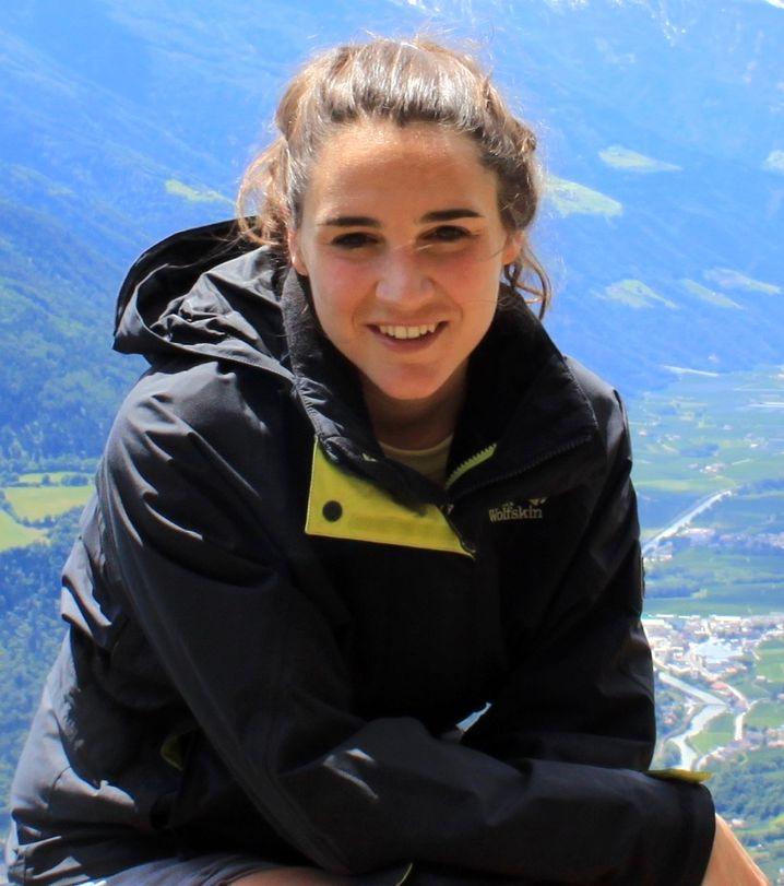 """Jordina Pallarols: """"Mein Leben in Deutschland ist ganz auf Arbeit fokussiert"""""""