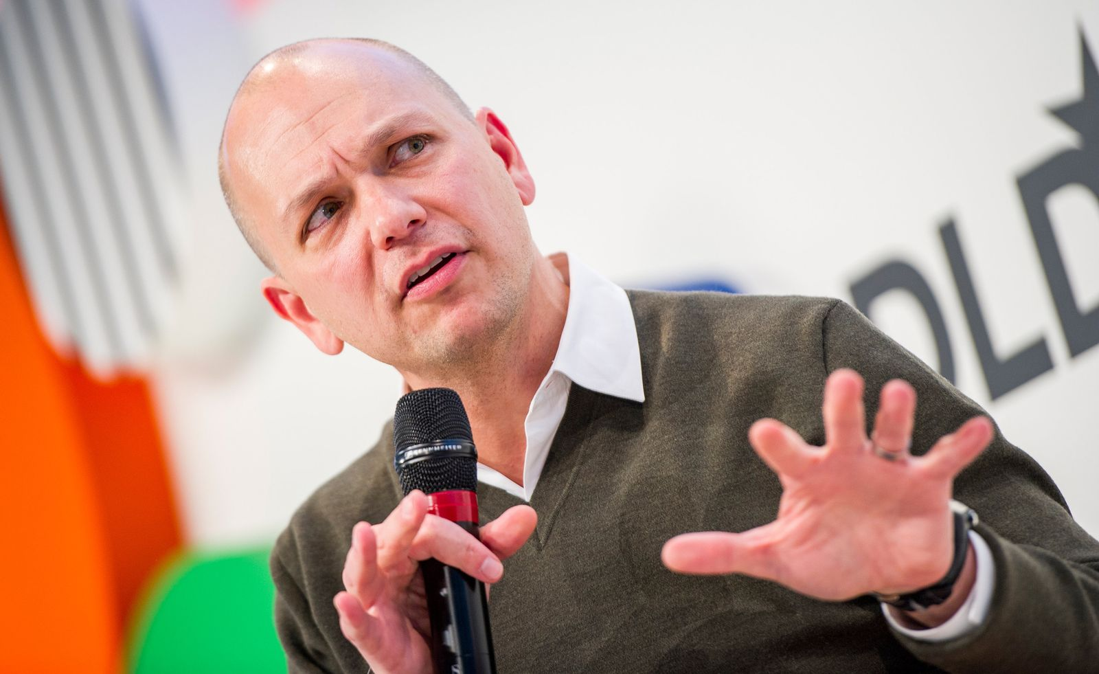 DLD Konferenz München - Tony Fadell
