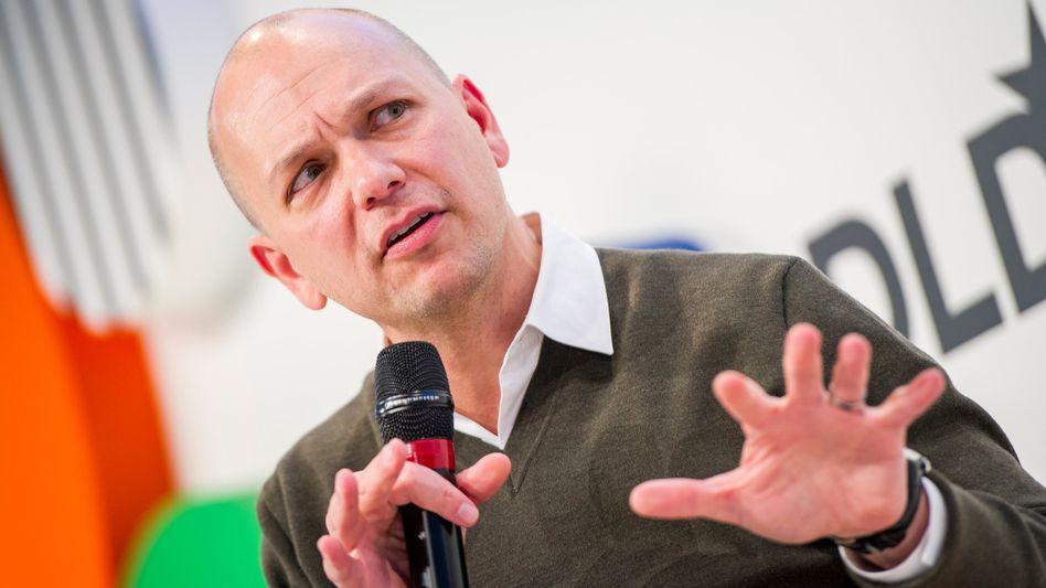 """Nest-Gründer Fadell (bei DLD-Konferenz in München): """"Verlässliche Marke"""""""