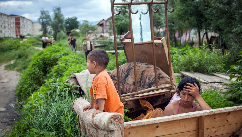 Roma in Rumänien: Teufelskreis aus Verelendung und Verwahrlosung