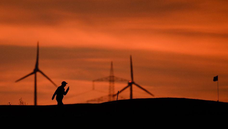 Windräder in Niedersachsen: Hohe Strompreise in Deutschland