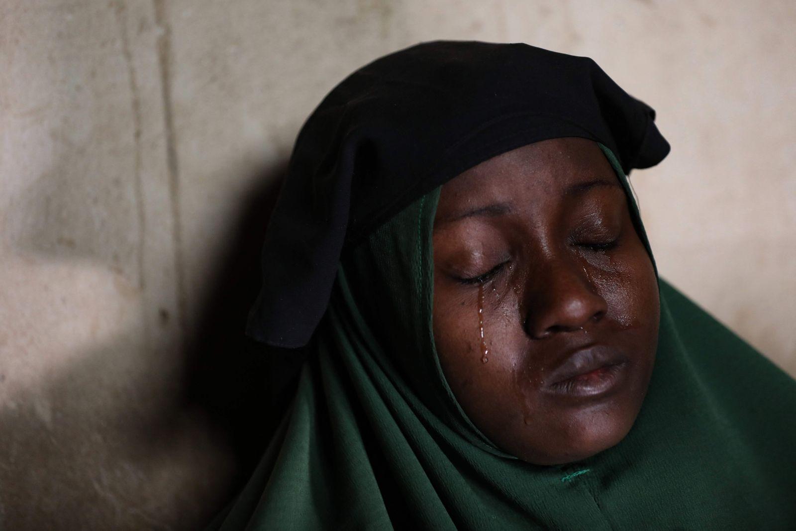 TOPSHOT-NIGERIA-UNREST-SCHOOL-KIDNAPPING