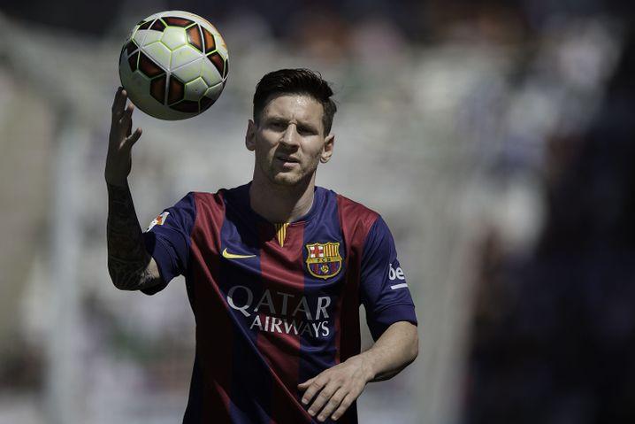 Messi und sein bester Freund: 51 Tore in 50 Pflichtspielen in dieser Saison