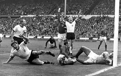 Legende Wembley: WM-Finale 1966