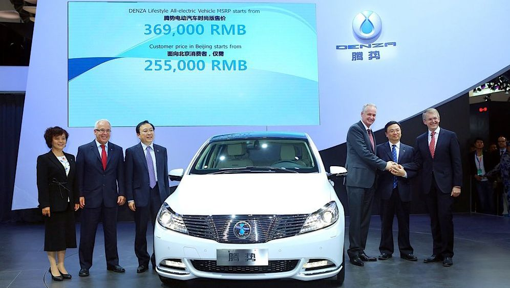 Elektroautos aus China: Elektrischer Patriotismus