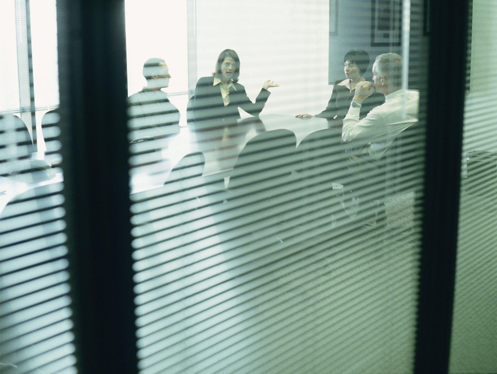 NICHT MEHR VERWENDEN! - Büro / Meeting