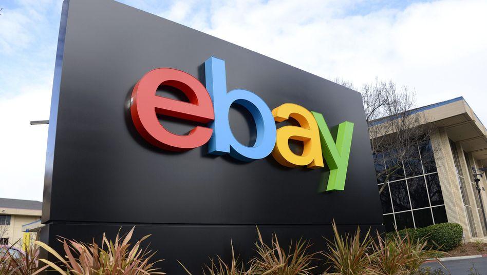 Ebay-Zentrale in San Jose: Müde gewordener Internetkonzern