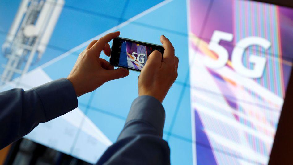 5G wird der nächste Mobilfunkstandard, irgendwann sogar in Deutschland.