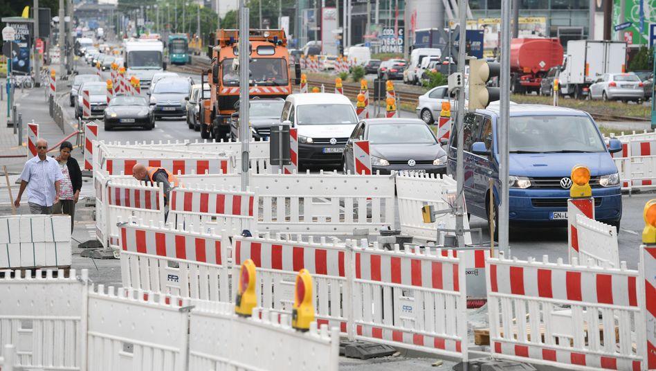 Straßenbau (Frankfurt am Main)