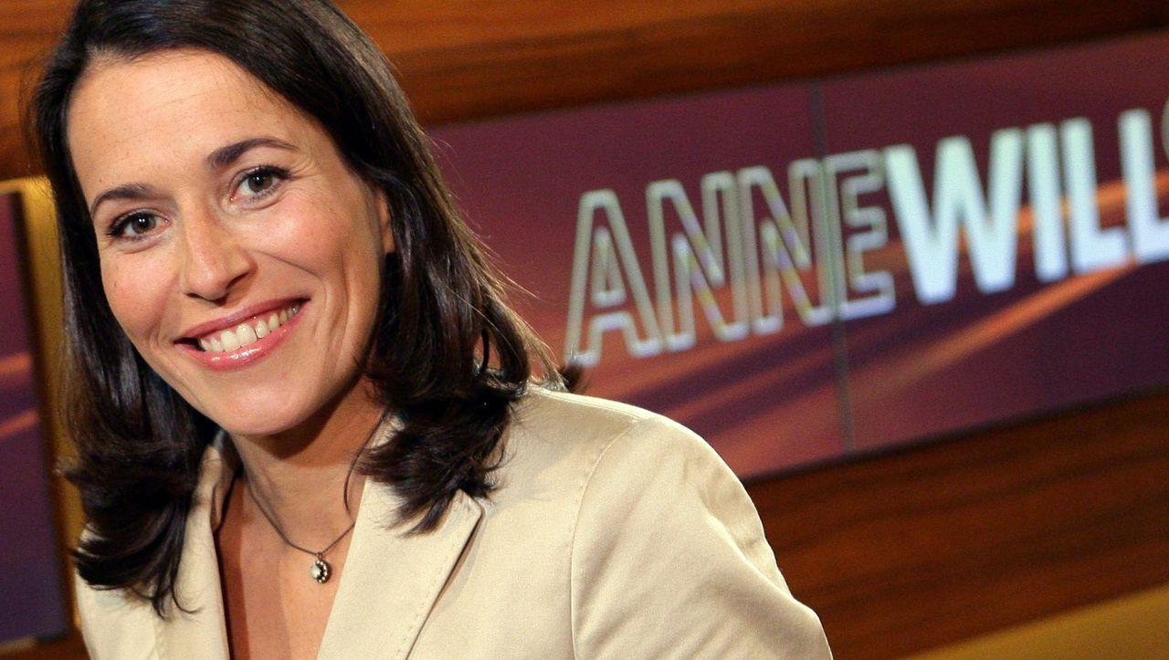 """""""Anne Will"""" zur Coronakrise: Wird schlimm, dann mal sehen - DER SPIEGEL - Kultur"""