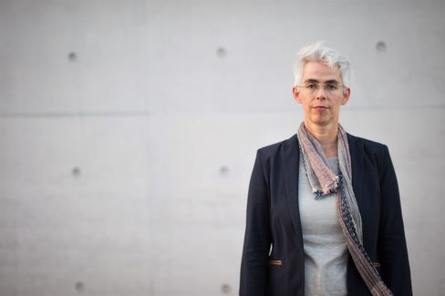 Ulle Schauws, frauenpolitische Sprecherin der Grünenfraktion im Bundestag