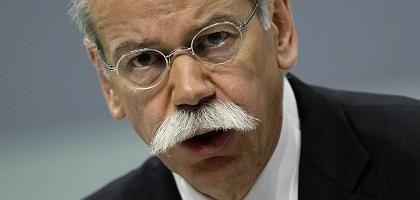 Daimler-Chef Zetsche: Neuer Großaktionär im Haus