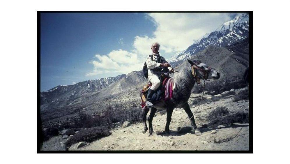 Reporterlegende Terzani: Die Bilder des Reisenden