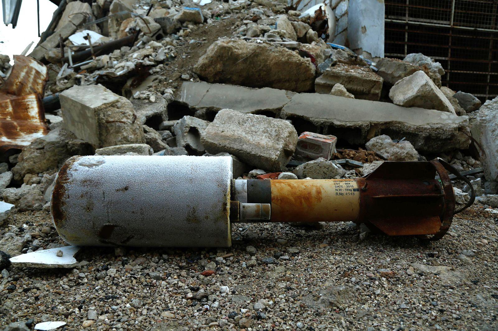 Syrien/ Giftgas/ Deutschland