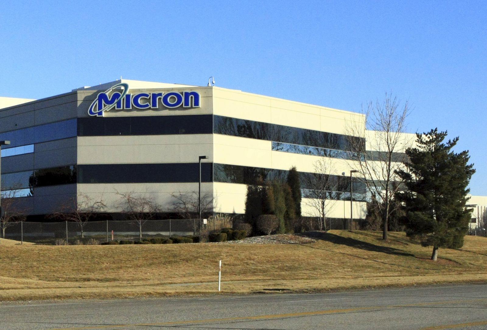 Micron Zentrale