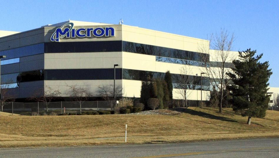 Micron-Zentrale in USA