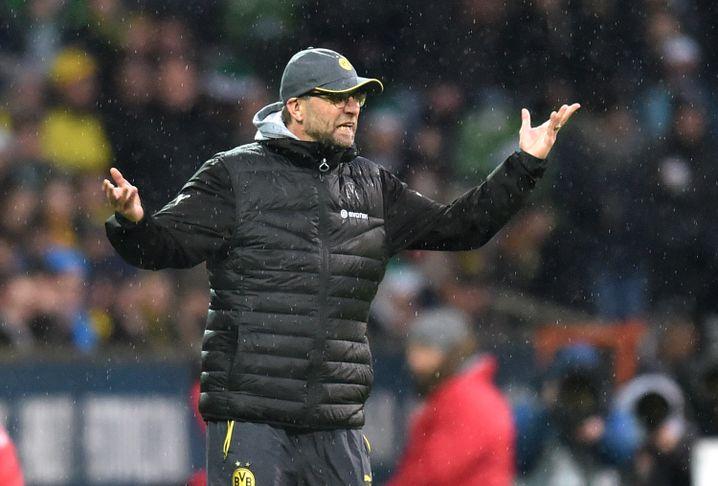 BVB-Trainer Klopp: Und nun?