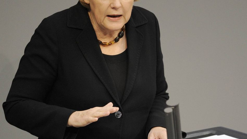 """Bundeskanzlerin Merkel (CDU): """"Im Untersuchungsausschuss ergibt sich das gesamte Bild"""""""