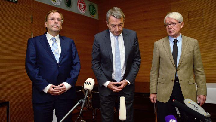 Niersbach-Nachfolger: Vier Kandidaten stehen bereit